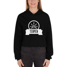 Load image into Gallery viewer, Crop Hoodie - Terpen