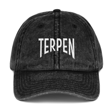 Load image into Gallery viewer, Vintage Cotton Twill Cap - Terpen