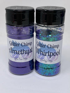 The Perfect Pairing - Amethyst Ultra Fine & Whirlpool Mixology