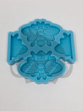 Load image into Gallery viewer, Buzz Off Silicone Mold - Straw Topper