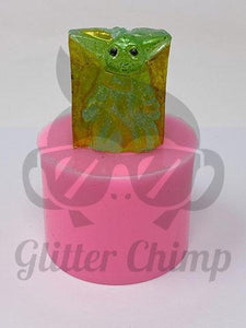 Baby Alien Silicone Mold - Straw Topper