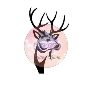 Deer Head - Digital File
