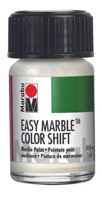 Glitter Blue-Green-Gold 516 - Marabu Easy Marble Paint
