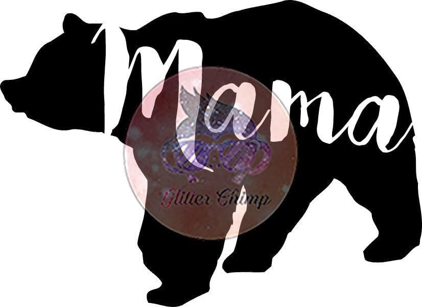 Mama Bear - Digital File