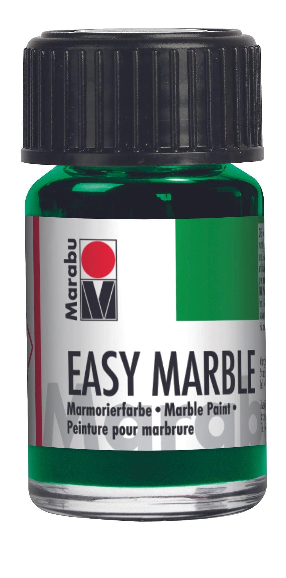 Rich Green 067 - Marabu Easy Marble Paint