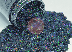 Deep Space - Chunky Holographic Glitter