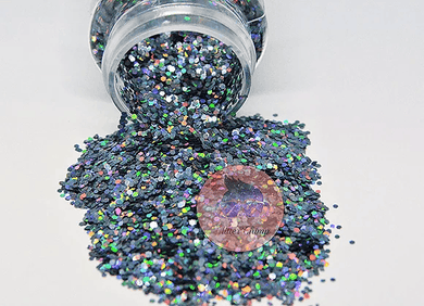 Stormy - Chunky Holographic Glitter