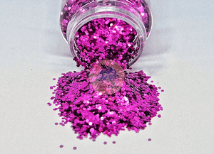 Purple Passion - Chunky Glitter