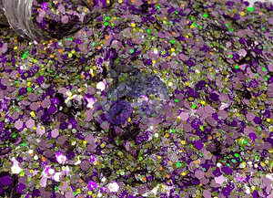 King Cake - Mixology Glitter