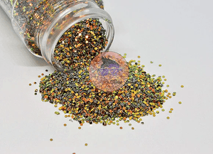 Au-Some - Chunky Color Shifting Glitter