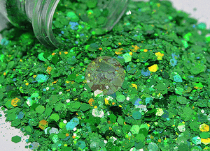 Green Eyed Lady - Mixology Glitter