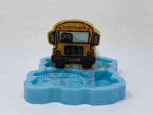 Load image into Gallery viewer, Magic School Bus Silicone Mold - Straw Topper