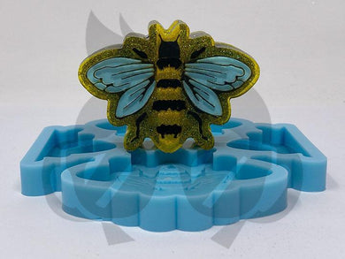 Buzz Off Silicone Mold - Straw Topper