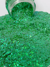 Load image into Gallery viewer, Grasshopper - Chunky Color Shifting Glitter