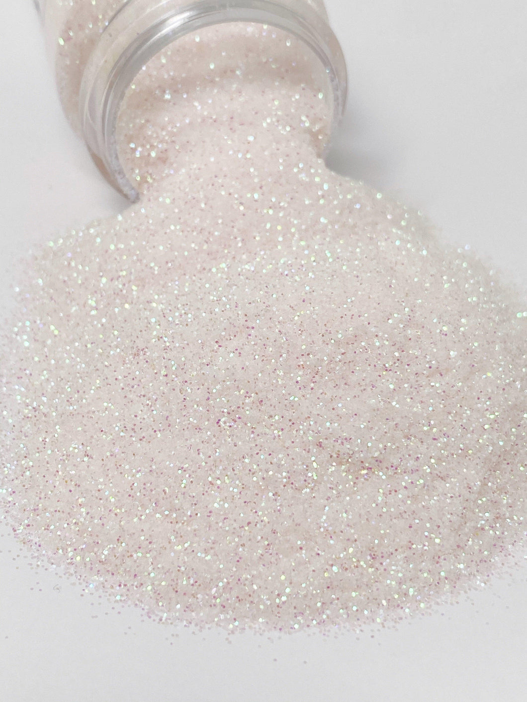Beach Foam - Fine Rainbow Glitter