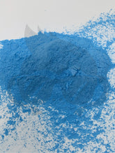 Load image into Gallery viewer, Titan - Glow Powder - Blue to Blue
