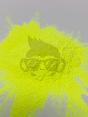 Neowise - Glow Powder - Yellow to Green