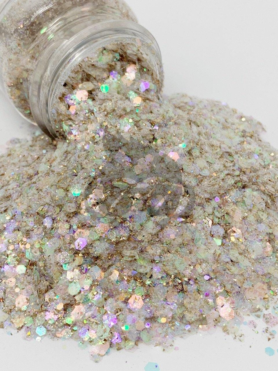 Crushed Seashells - Mixology Glitter