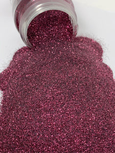 Black Cherry - Ultra Fine Glitter