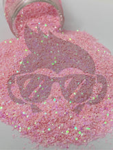 Load image into Gallery viewer, Pinkies Out - Chunky Color Shifting Glitter