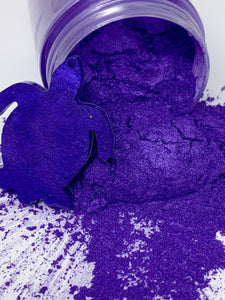 Power to the Purple - Mica Powder