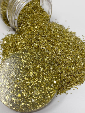 Gilded - Crushed Glass
