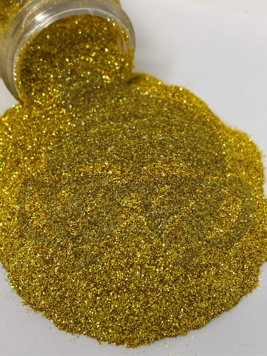 24 Karat - Ultra Fine Super Holographic Glitter - Perfect for Tack-It Method