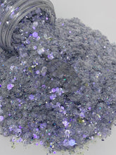Load image into Gallery viewer, Lavender Ice - Mixology Glitter