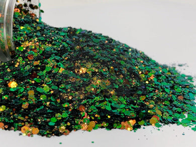 Greed - Color Shift Mixology Glitter