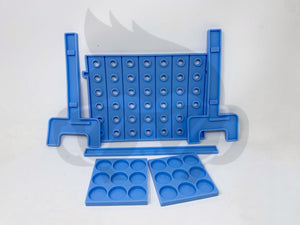 Four Connect Game Silicone Set