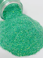 Load image into Gallery viewer, Minty Fresh - Coarse Rainbow Glitter