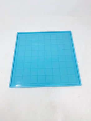 Game Board Silicone Mold - Chess/Checker Board