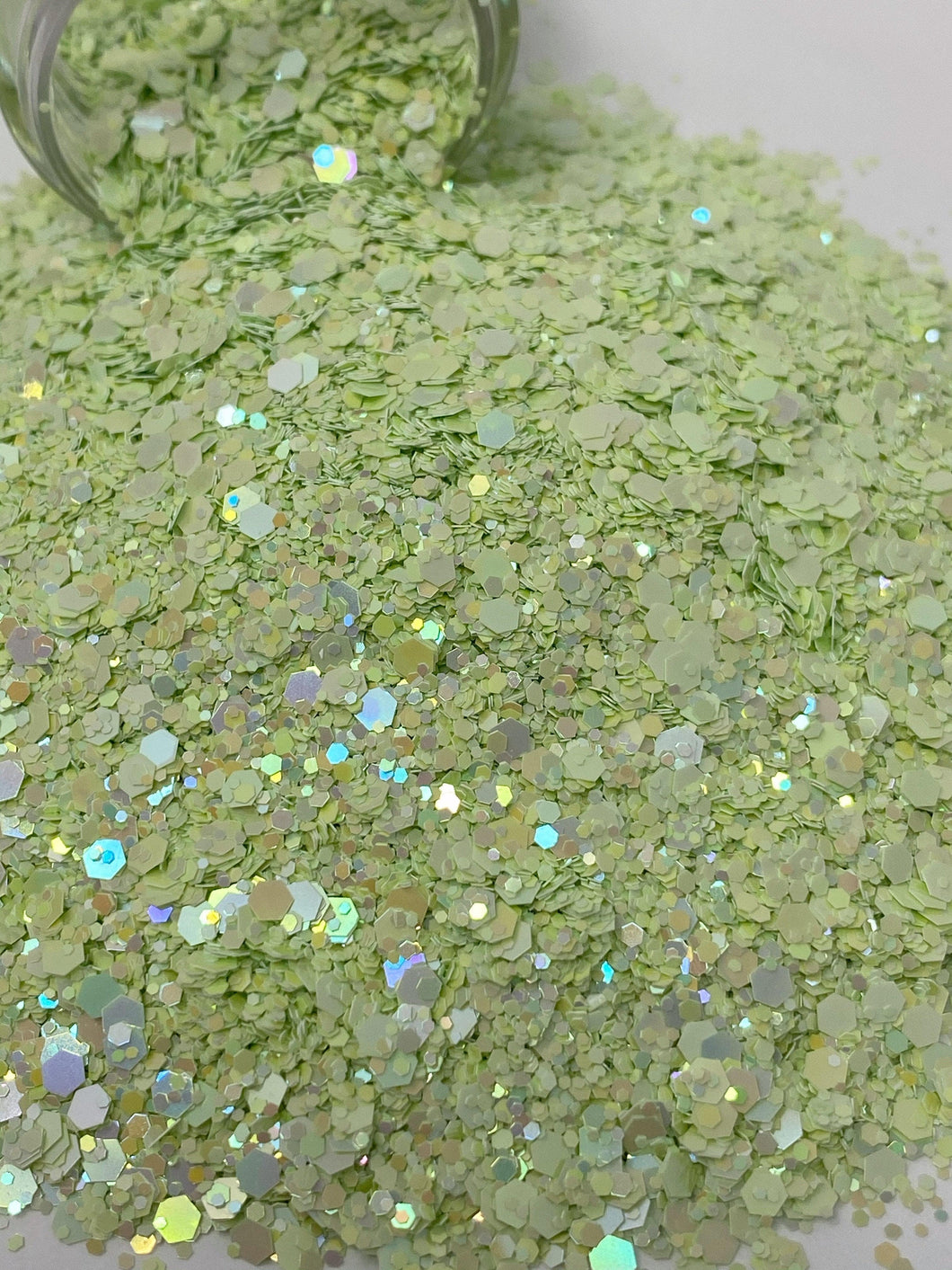 Pistachio - Color Shift Mixology Glitter