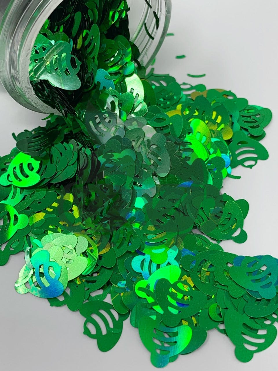 Wasa-Bee - Holographic Shape Glitter *EXCLUSIVE* -  1 oz