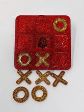 Load image into Gallery viewer, Tic-Tac-Toe Silicone Mold with X & O set