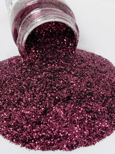 Load image into Gallery viewer, Black Cherry - Coarse Glitter