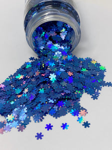 Stayin' Alive - Shape Glitter -  1 oz