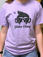 Load image into Gallery viewer, Glitter Chimp T-Shirt