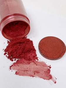 O Negative - Mica Powder (True Red)