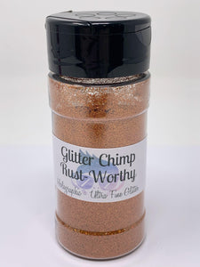Rust-Worthy - Ultra Fine Holographic Glitter