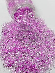 Sweet Pea - Chunky Color Shifting Glitter