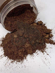 Chocolate - Mica Powder
