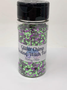 Resting Witch Face - Mixology Glitter