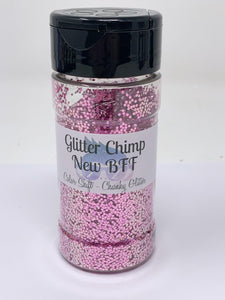 New BFF - Chunky Color Shift Glitter