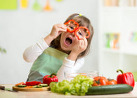 Why your child should eat veggies for breakfast