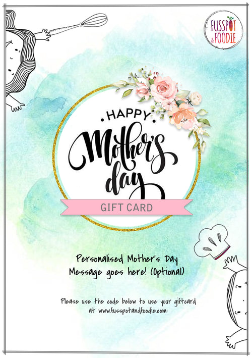 Mothers Day Giftcard