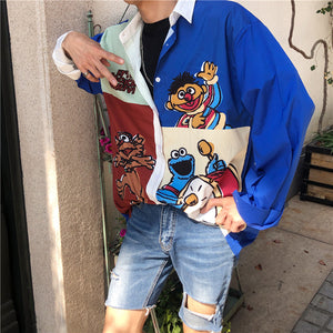 Cartoon Lagoon Shirt