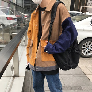 Cocky Corduroy Jacket