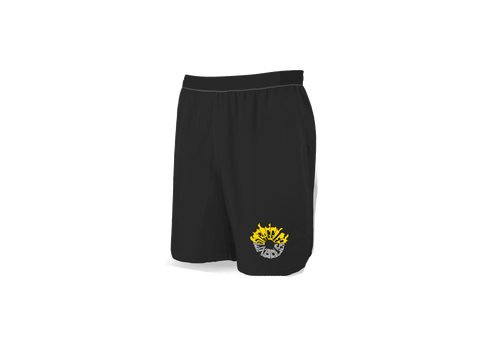 SxE Sun And Moon Embroidered Shorts