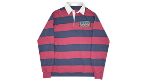 Exodus Worldwide Embroidered Rugby Tee - ExodusOnline